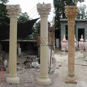 Stone Column Decoration TAMC-003
