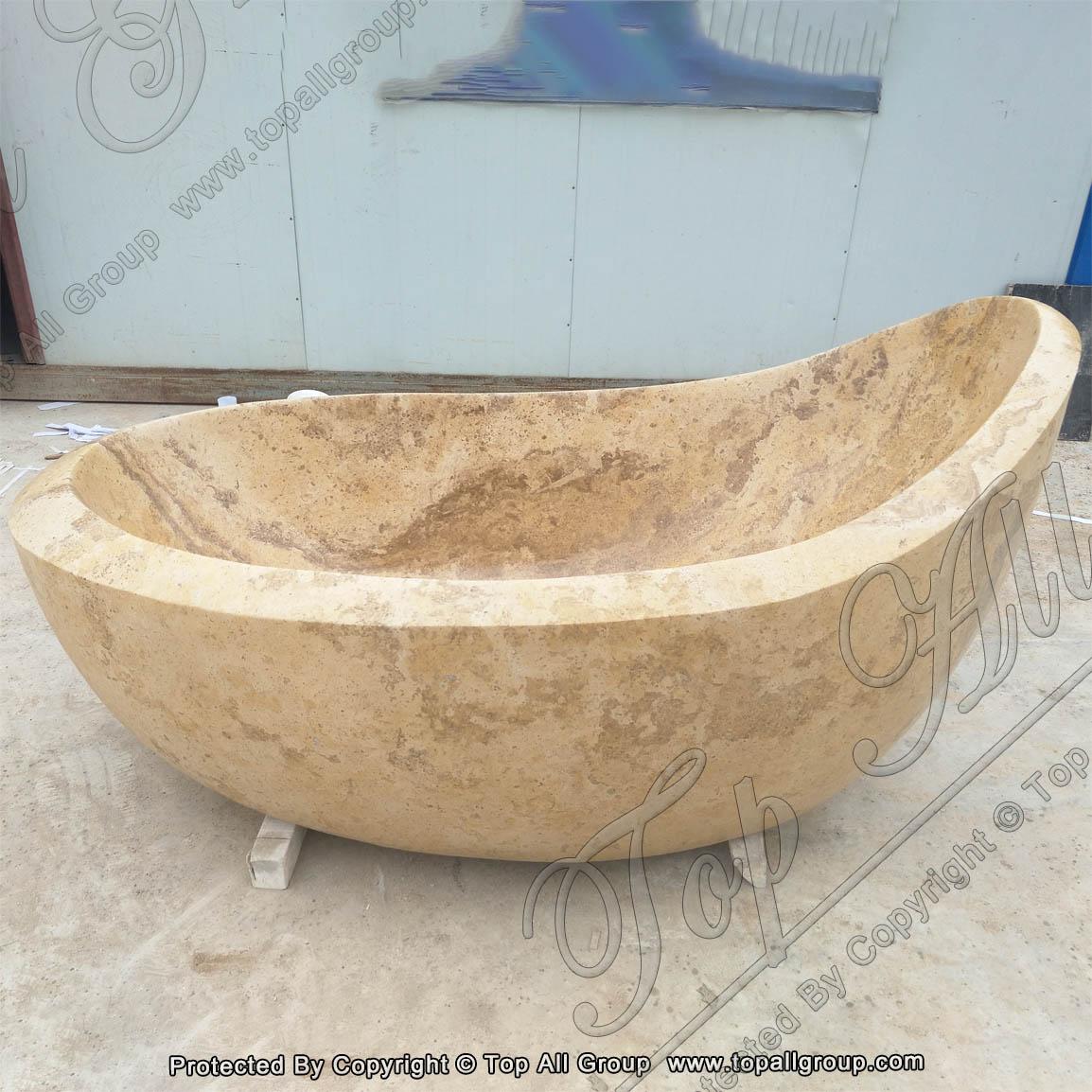 Artificial Marble Bathtub