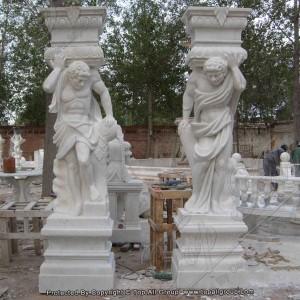 European style marble Roman column TAMC-008