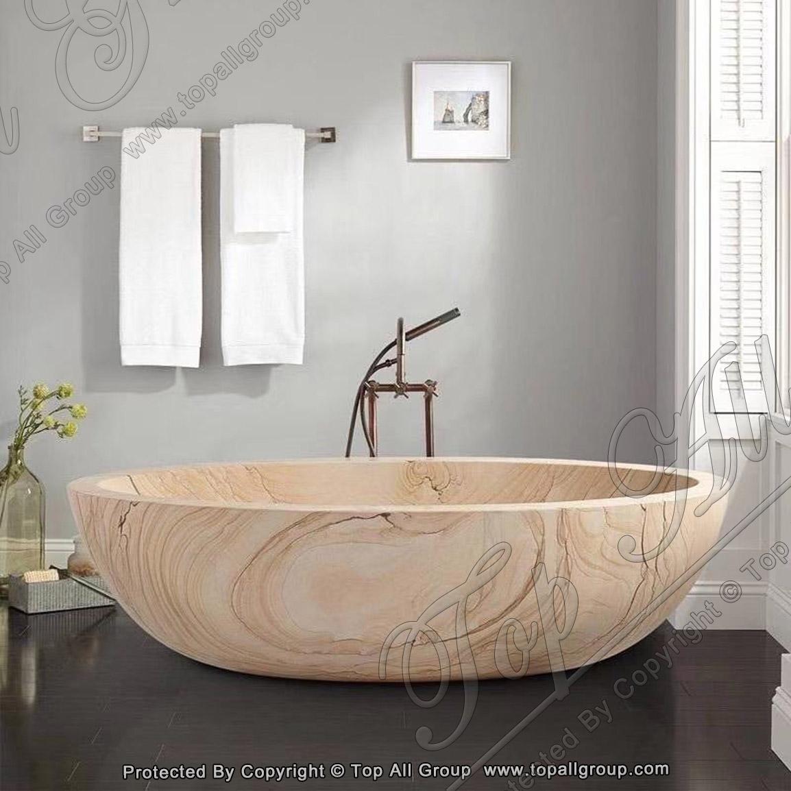 Factory Stone Bath Tub