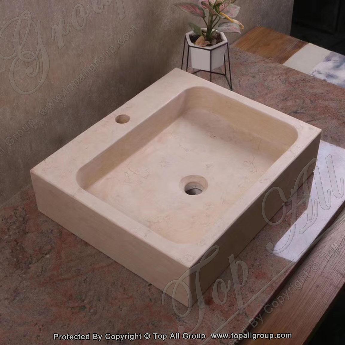 Good Stone Bathroom Basin Sink