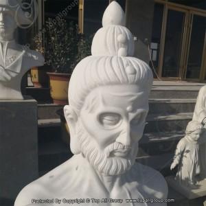 Hand Carved Shiva Marble Statue TARS033