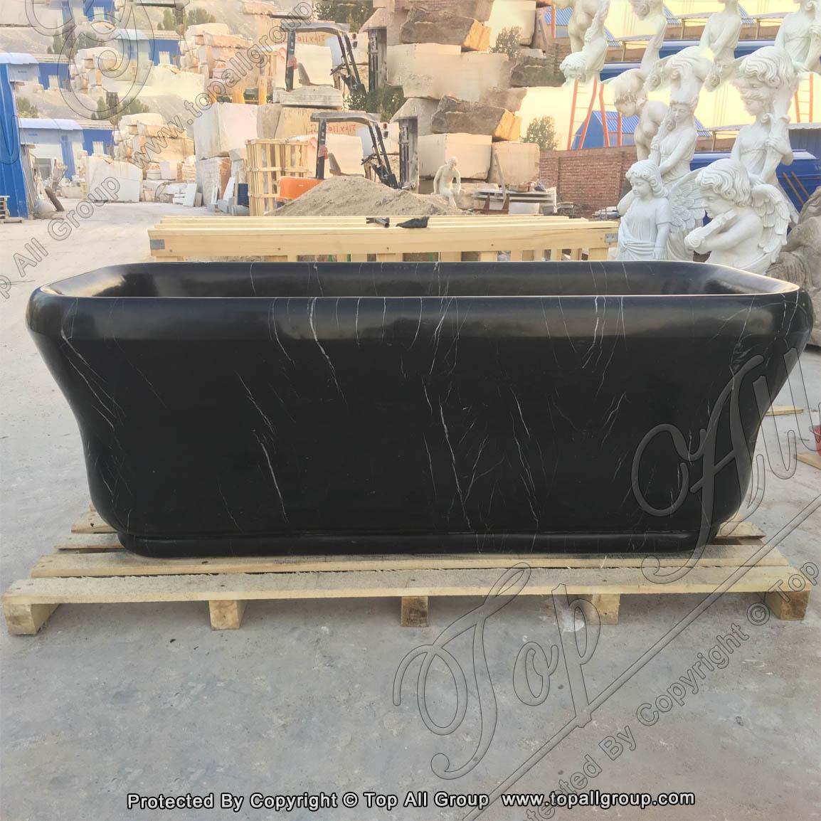 Large Natural Stone Bath Tubs