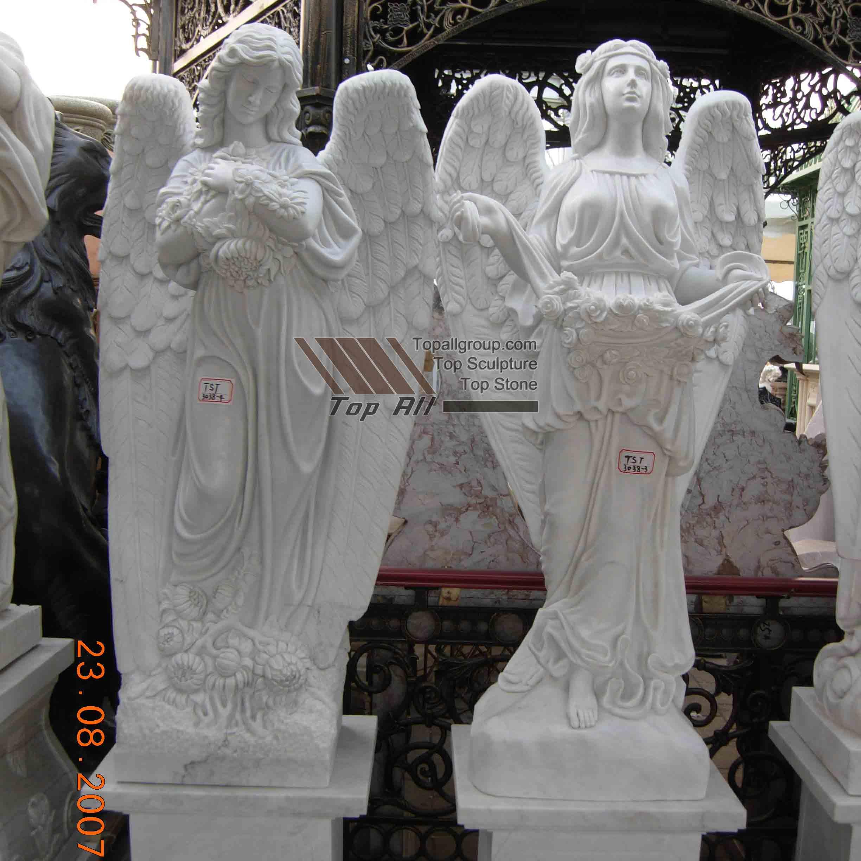 Life Size Four Season Marble Statue 1