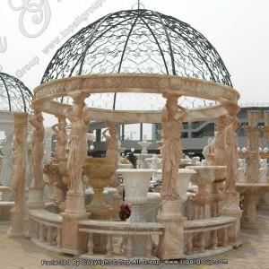 Marble Park Gazebo TAGG-020