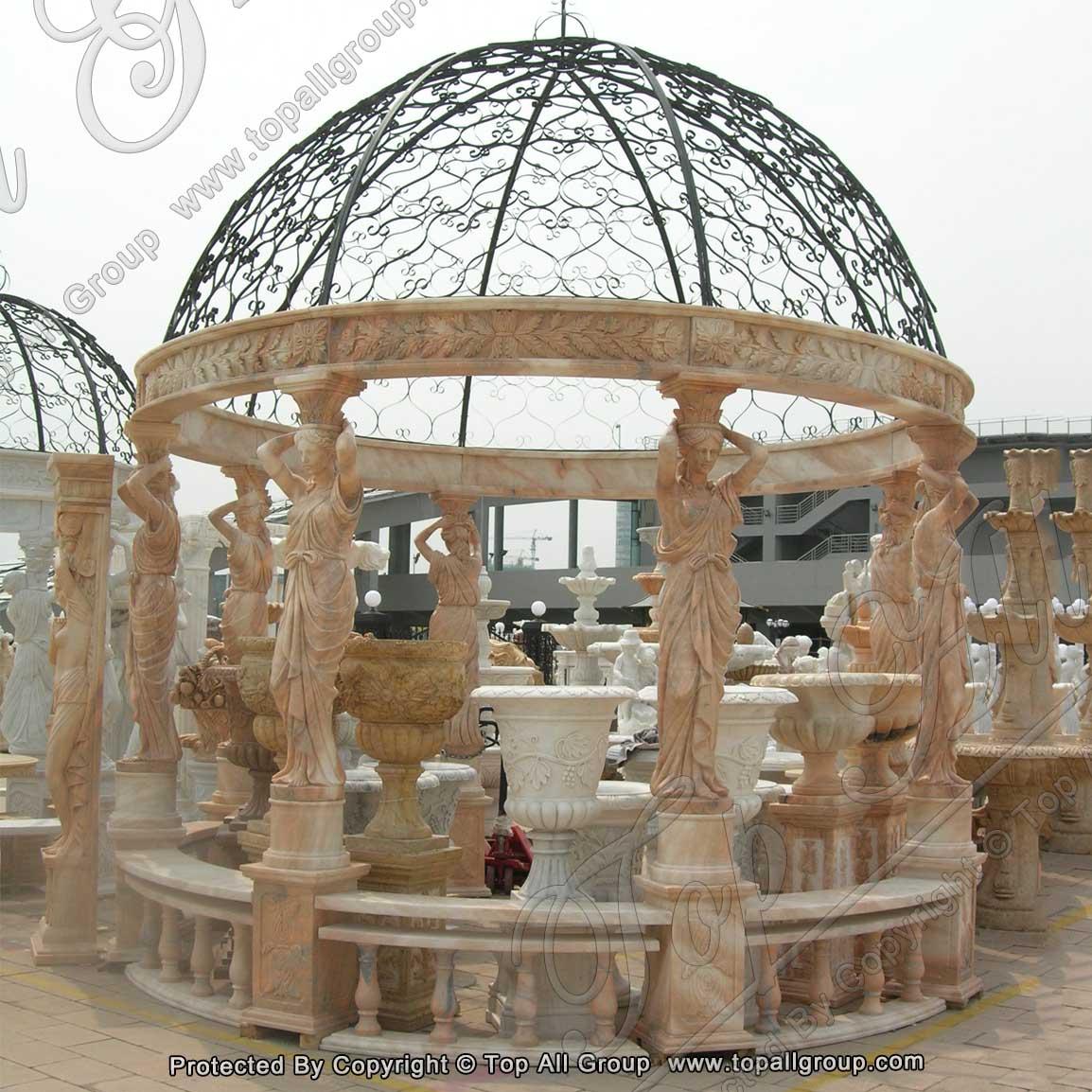 Marble Park Gazebo