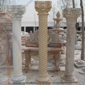 Marble Stone Roman Column TAMC-013