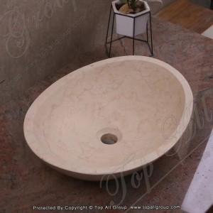 Wholesale Marble Granite Stone Basin Sink TASS-016