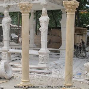 Wholesale Stone Roman Decoration Garden Outdoor TAMC-016
